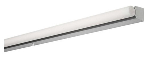LBL Lighting - LBL Lighting Linea 60 1 Light Wall Sconce - LBL Lighting Linea 60 1 Light Wall SconceThe simple functional design of this linear bath light provides a tremendous range of application opportunities. Showcasing a unique 60 watt incandescent tube with a low glare opal finish, this proprietary design provides maximum light with minimal heat. Install this versatile fixture in tandem for a continuous unbroken line of light.LBL Lighting Linea 60 Specifications: