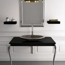 Contemporary Bathroom by maestrobath