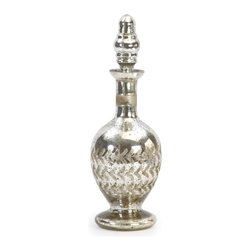 Go Home - Genie Decanter - Genie Decanter is as delightful as it is practical.Ideal for the home bar or sitting room, its stopper allows wine to breathe or keeps other liquors fresh and ready.