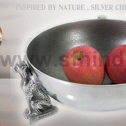 Cheetah Bowl - For further details or more information or wholesale inquiry, e-mail us info@sfhindia.com or visit...