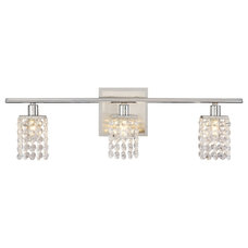 Contemporary Bathroom Vanity Lighting by Lamps Plus
