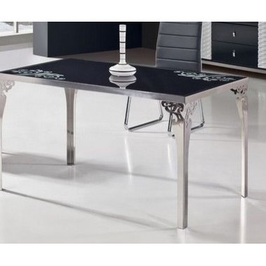 Del Grecco Ornate Modern Dining Table