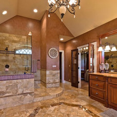 Traditional Bathroom by RAHokanson Photography