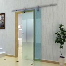 Barn Doors - Exotic hardwoods sliding beautifully in the door of your choice. Explore our new collection of Italian veneered and glass barn doors. Modern solutions to your doorstep. A variety of styles that offers practical solutions to your space. Modern barn doors can be good looking, sleek and durable. These popular doors offer a system that will fit any of your rolling hardware needs. We have various contemporary barn door roller designs for you to choose from. Slide that beauty with pride.