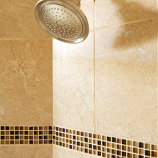 Traditional Bathroom by BAUSCHER CONSTRUCTION & REMODELING INC