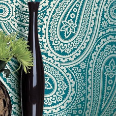 Eclectic Wallpaper by Christopher Clayton Furniture & Design House