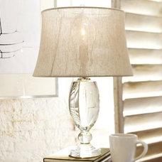 Modern Lamp Bases by Pottery Barn