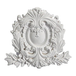 uDecor - OR-5073 Ornamental - These corbels are for decorative use only. These should not be used for any structural support.