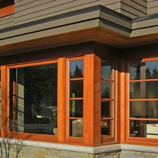Contemporary Windows by Mountainview Designs