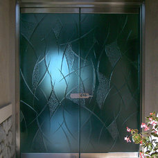 Contemporary  by Cast Glass Images Inc.