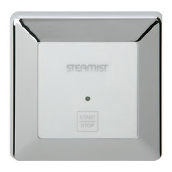 Steamist - SMC-120 On/Off with Preset Timer - PB - The new SMC-120 provides an auxilary On Off function. Use only in conjunction with the SMC-150. Mounts outside the steam room.Two years parts warranty Preset Timer with LED Indicator The SMC-120 comes complete with 25 ft, multi-conductor cable, 6-pin coupler, splitter, Strain Relief Clamp, Installation and Operating InstructionsDimensions: 3-2 3 x 3-2 3