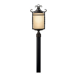 Hinkley Lighting Casa Post Outdoor Lantern