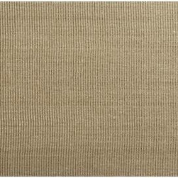Sisal Almond 2'x3' Rug - A natural for high-traffic indoor areas. Sisal boucl� with a latex backing to prevent sliding.