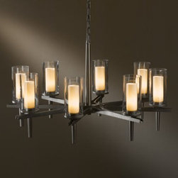 Hubbardton Forge | Constellation 8 Arm Chandelier -