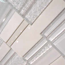 Contemporary Tile by Cercan Tile