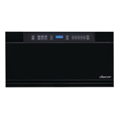 """Dacor Discovery 30"""" Microwave In-A-Drawer, Black 
