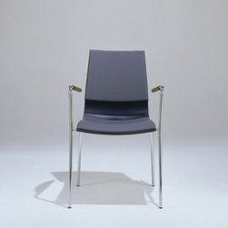 Knoll - Knoll | Gigi® Stacking Armchair - Design by Marco Maran, 2000.