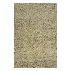 Momeni - Momeni Comfort Shag Cs10 Olive Green Rug - Cshagcs - Reminiscent of the shag rugs of the 1970?s, Comfort Shag is a modern take on a classic. Hand-tufted of 100% mod-acrylic, these rugs feature a soft hand and a thick, rich pile.