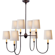 Contemporary Chandeliers by Circa Lighting