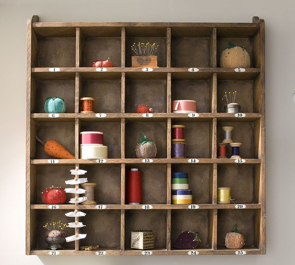 Traditional Display And Wall Shelves  by Pottery Barn