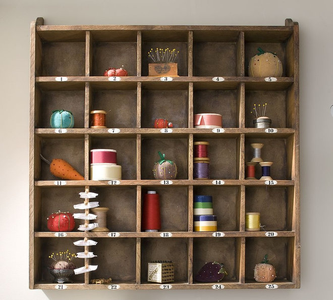 Traditional Wall Shelves by Pottery Barn