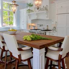 Traditional Kitchen Countertops by CafeCountertops