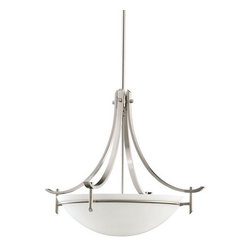 Kichler - Kichler 3278FL Olympia 3-Bulb Indoor Pendant - Product Features: