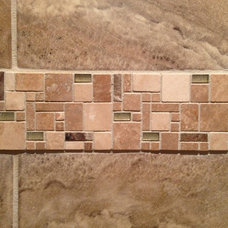 traditional tile by Advanced Interiors Inc