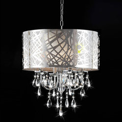 Crystal lighting-7272 Pendant Lighrting