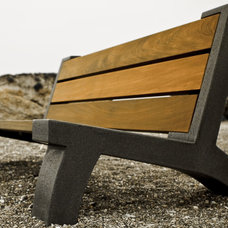 Contemporary Patio Furniture And Outdoor Furniture by Studio EMG