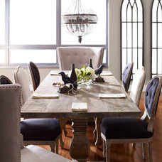 Traditional Dining Tables by Zin Home