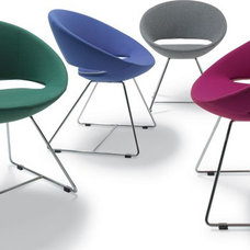 Contemporary Dining Chairs by Cressina