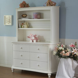 Pali Designs - Pali Designs Gardena Double Dresser with Optional Hutch - PALI089 - Shop for Dressers from Hayneedle.com! Perfect for anticipating your growing child's needs the Pali Designs Gardena Double Dresser with Optional Hutch is ideal for personalizing your child's space with their favorite possessions. This set features a traditional 6-drawer chest with an optional removable hutch/bookcase in a matching finish. Ideal for organizing books or displaying your child's favorite toys both the hutch and bookcase are constructed with solid Radiata pine and veneers. Smooth ball bearing drawer glides and easy-to-grasp wooden knobs ensure easy operation for young children.About PaliFor Pali the process of designing and producing high-quality furniture isn't just business it's personal. As a family-owned business four generations have guided Pali through almost 100 years of innovation technology development and production. In 1919 every piece of furniture was crafted by hand in the workshop; today Pali has utilized their expertise and knowledge of fine handmade chairs to produce beautifully designed cribs dressers and other bedroom furnishings. In their quest to create high-quality furniture that stands the test of time Pali is dedicated to reducing the amount of composite wood products and sourcing their solid substrates from sustainable easily harvested resources in Europe New Zealand and Southeast Asia. Pali takes this commitment seriously; every drawer box is constructed with solid wood and finished with English dovetailing and solid wood corner blocks for superior quality and durability. Their attention to detail commitment to quality and dedication to protecting our planet's resources makes Pali stand out as a leader in their industry and a company that can be entrusted with your child's safety.