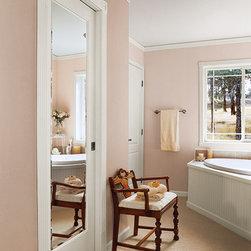 Mirror Impression Door - HomeStory