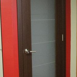 Maximum 209 Interior Door Wenge Finish - Maximum 209 - Wenge Finish