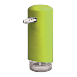 Better Living Products - Foam Dispenser - Foam in your home would normally mean your washing machine is on the fritz. Not entirely true anymore. This charming dispenser doles out a handful of fluffy foam, taking the hand-washing process from super-sudsy to fantastically frothy.