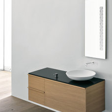 modern bathroom mirrors by Ambient  Bathrooms