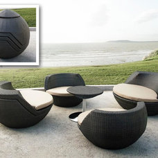 Contemporary Outdoor Chairs by Dexter Sykes
