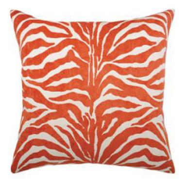 """New Elaine Smith Pillows - Machu Picchu Zebra Tamale - 20"""" x 20"""" Elaine Smith Pillows"""