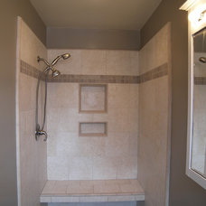 Traditional Bathroom by Ed J Roualdes Contractor