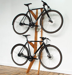 modern accessories and decor Quarterre Branchline Bike Rack