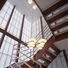 Modern Staircase by Narofsky Architecture + ways2design