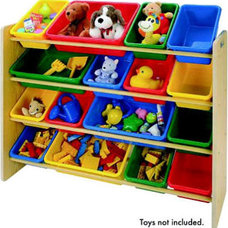 Contemporary Toy Organizers by Toys R Us
