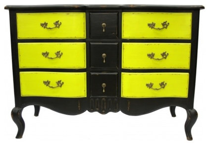 Eclectic Dressers by chichifurniture.com