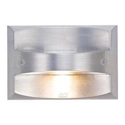CSL Lighting - CSL Lighting | LED SS3001 Step Light - LED Step Light model SS3001 from CSL Lighting. Shown in Silver Metallic.Features: