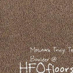 Mohawk Truly Tender III - Mohawk Truly Tender III, Boulder 12' wear-dated embrace nylon carpet. Available at HFOfloors.com.