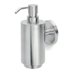 Blomus 68416 Primo Wall Mounted Soap Dispenser - This Blomus Item Features: