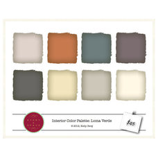 Eclectic Paint by Story & Space - Interior Design and Color Guidance