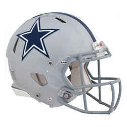 Brewster Home Fashions - NFL Dallas Cowboys Teammate Helmet 3pc Wall Sticker Set - FEATURES:
