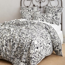 Contemporary Duvet Covers by Anthropologie
